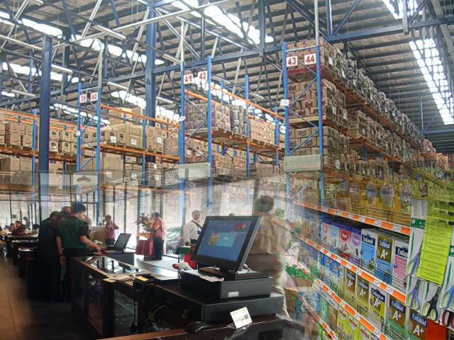 chain store