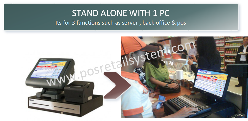 prs retail network stand alone