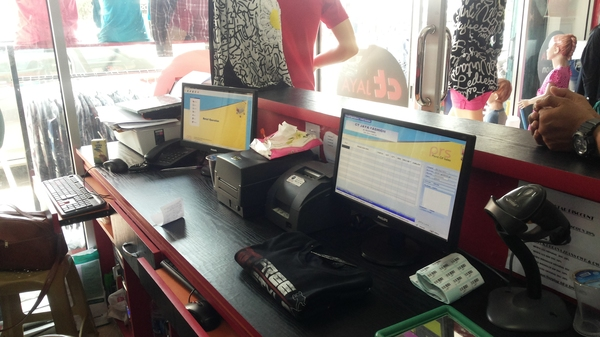 Live PRS Retail di CT Jaya Pelabuhan Ratu